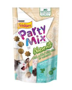 Party Mix Naturals with Real Tuna