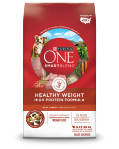 Purina ONE® SmartBlend® Healthy Weight High Protein Formula Adult Premium Dog Food