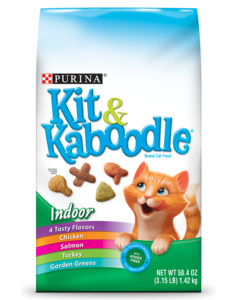 Kit & Kaboodle Indoor Dry Cat Food