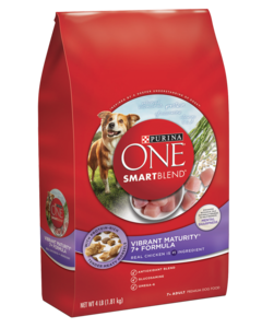 SmartBlend® Vibrant Maturity 7+ Senior Formula Premium Dog Food