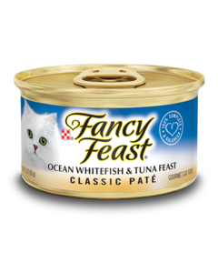 Classic Paté Ocean and Whitefish Tuna