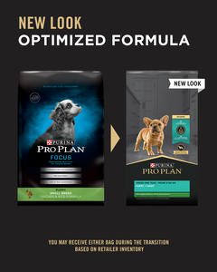 Purina Pro Plan Development Puppy Small Breed Formula
