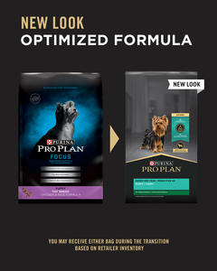 Purina Pro Plan Development Puppy Toy Breed Formula