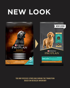 Purina Pro Plan Development Puppy Shredded Blend Chicken & Rice Formula