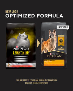 Purina Pro Plan Bright Mind Adult 7+ Chicken & Rice Formula