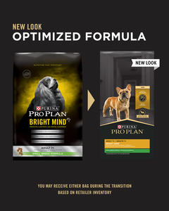 Pro Plan Bright Mind Adult 7+ Small Breed Formula