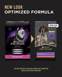 Purina Pro Plan Sport Performance 30/20 Salmon & Rice Formula