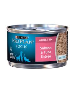 Focus Adult 11+ Salmon & Tuna Entrée