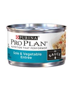 ProPlan Adult Sole & Vegetable Entree in Sauce