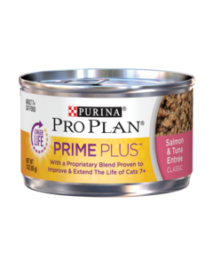 Pro Plan Prime Plus Adult 7+ Salmon & Tuna Entree Classic