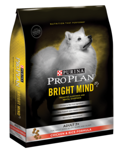 Bright Mind™ Adult  7+ Chicken & Rice Formula