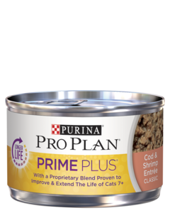 Pro Plan Prime Plus Cod & shrimp Cat Food