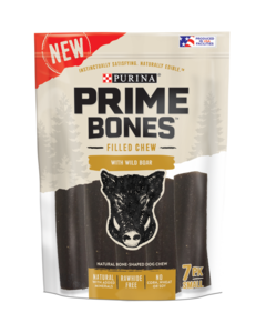 Prime Bones Small Dog Boar Treat