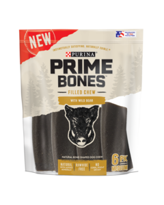 Prime Bones Boar medium dog treats