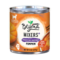 Beyond Mixers Digestive Support Pumpkin for Dogs