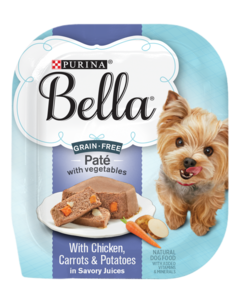 Bella Grain Free Pate Chicken