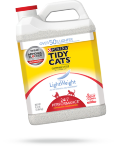 Tidy Cats Lightweight 24/7 Litter