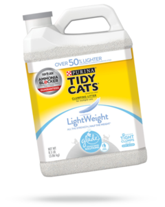Tidy Cats Lightweight Clear Springs