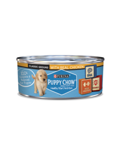 Purina Puppy Chow Wet Puppy Food With Real Chicken
