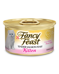 fancy-feast-salmon-Kitten-Food