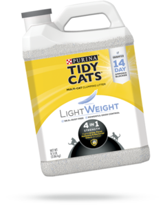 Tidy Cats Lightweight 4 In 1 Cat Litter