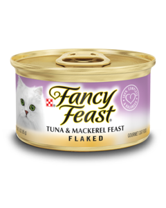 Flaked Tuna and Mackerel Feast