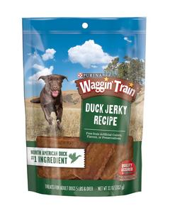 Waggin Train Duck Jerky Recipe