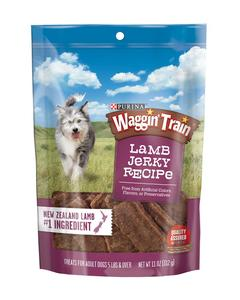 Waggin Train Lamb Jerky Recipe