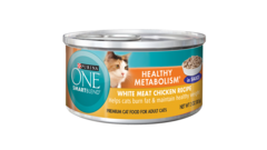 Smartblend® Healthy Metabolism®  White Meat Chicken Recipe Simmered in Sauce