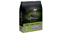 Natural All Life Stages Turkey & Barley Formula