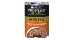 Natural Grain Free Adult Chicken & Carrots Entrée Classic