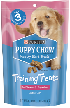 Puppy Chow Training Treats