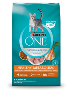 Purina ONE Healthy Metabolism Cat Food