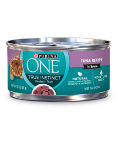 Purina ONE True Instincts Tuna Wet Cat Food