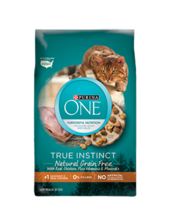 True Instinct Natural Grain Free with Real Chicken