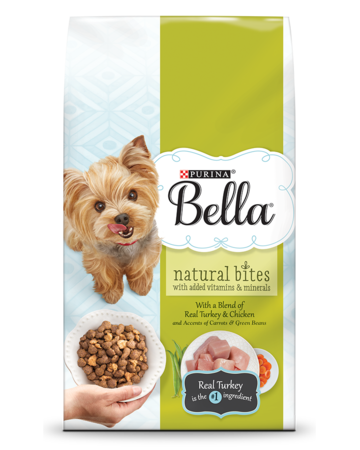 bella dry dog food coupon