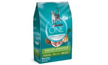 Purina One Indoor advantage