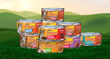 friskies module wet CTA