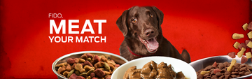 Purina Alpo food and dog treats