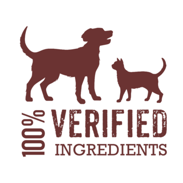 Beyond 100% Verified Ingredients