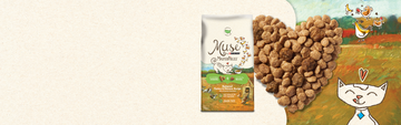 Muse MasterPieces Natural Dry Cat Food