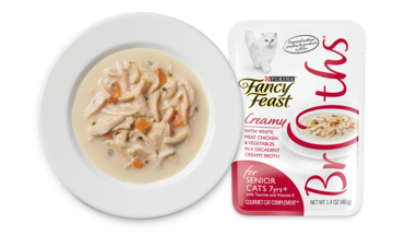 Fancy Feast Broths CTA
