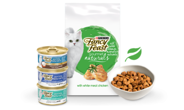 Fancy Feast Natural CTA