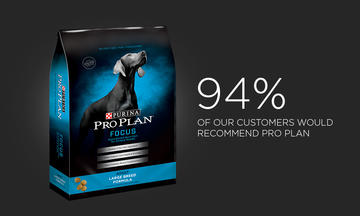 Pro Plan Dog Review CTA