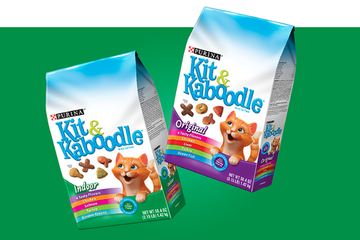 KIT & KABOODLE Dry Food CTA