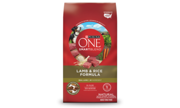 Purina ONE Dog Lamb & Rice Review CTA