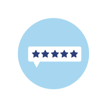 MyPerks Leave a Review Icon