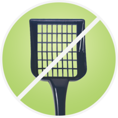 graphic of litter box shovel