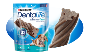 Dentalife Advanced Clean Dog Treats