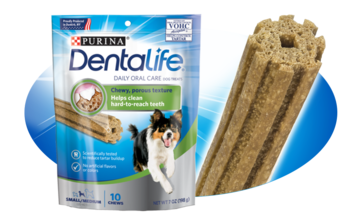 Dentalife Daily Oral Care Dog Treats CTA
